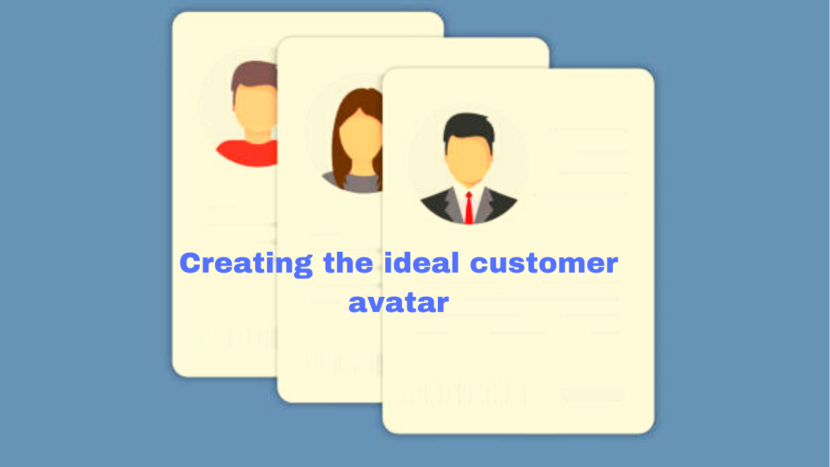 Image depicting an ideal customer avatar
