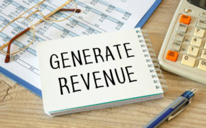 image describing how you can create a website to generate revenue