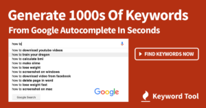 images describing keywords to help rank in google search