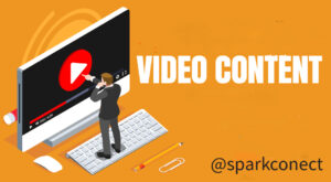 Image describing how you can use video content to reach your social media audience