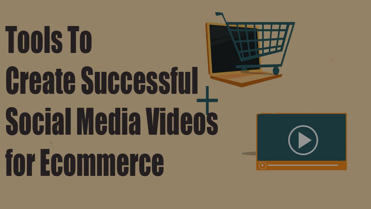 E commerce videos