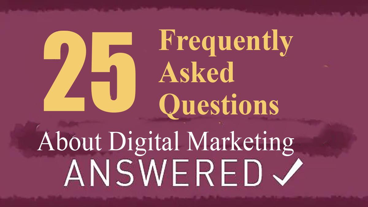 About Digital Marketing